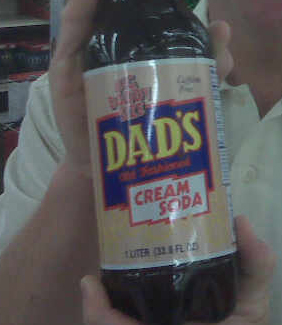 Dad's Cream...Soda