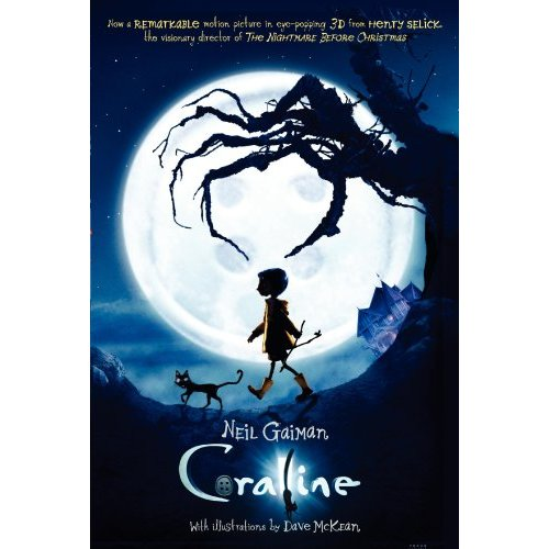 Coraline, in Theaters Now