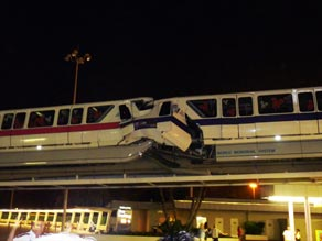 July 4th Monorail Accident